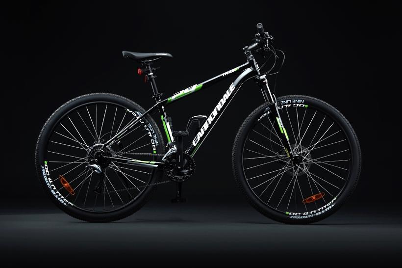 zdjęcie produktowe roweru