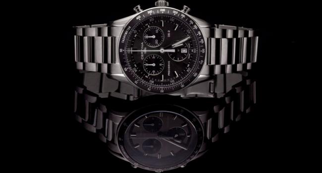 zdjęcie produktowe zegarka